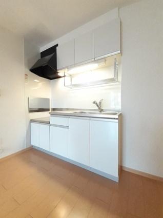 アル・ソーレ[2LDK/56.98m2]のキッチン