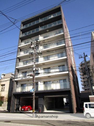 新潟県新潟市中央区、白山駅徒歩17分の築2年 8階建の賃貸マンション