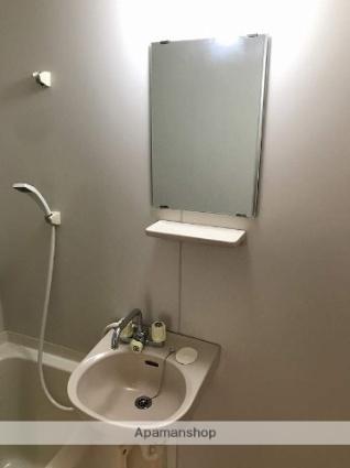 新潟県新潟市中央区関屋田町2丁目[1K/25m2]の洗面所