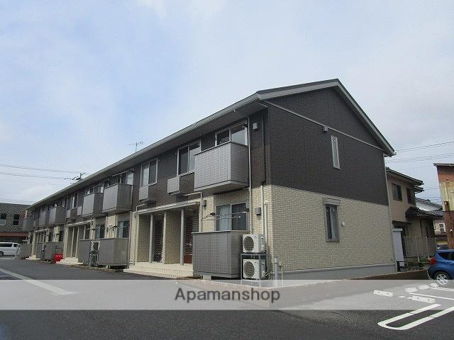 新潟県新潟市江南区、亀田駅徒歩12分の新築 2階建の賃貸アパート