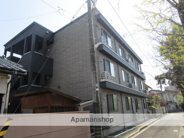 新潟県新潟市中央区、新潟駅徒歩5分の新築 3階建の賃貸アパート