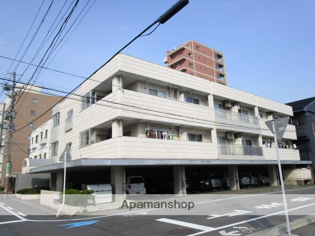 新潟県新潟市中央区、新潟駅徒歩19分の築30年 3階建の賃貸マンション