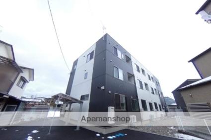 (仮称)亀田新明町アパート[1LDK/42.8m2]の外観1
