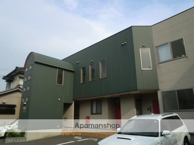 新潟県新潟市中央区の築11年 2階建の賃貸アパート