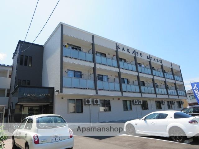 新潟県新潟市中央区、関屋駅徒歩11分の築3年 3階建の賃貸アパート