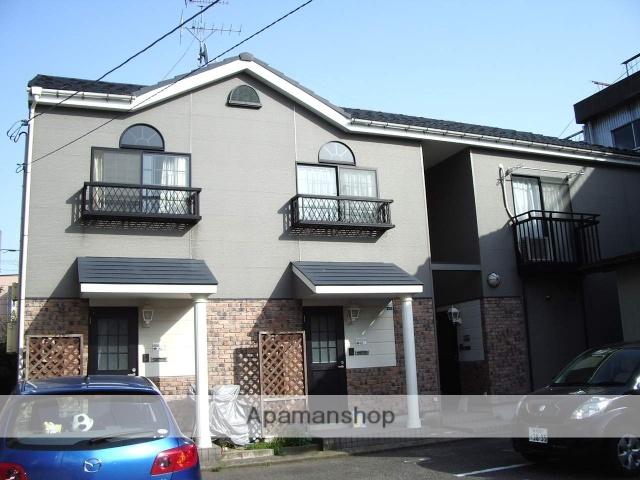 新潟県新潟市中央区、関屋駅徒歩4分の築18年 2階建の賃貸アパート