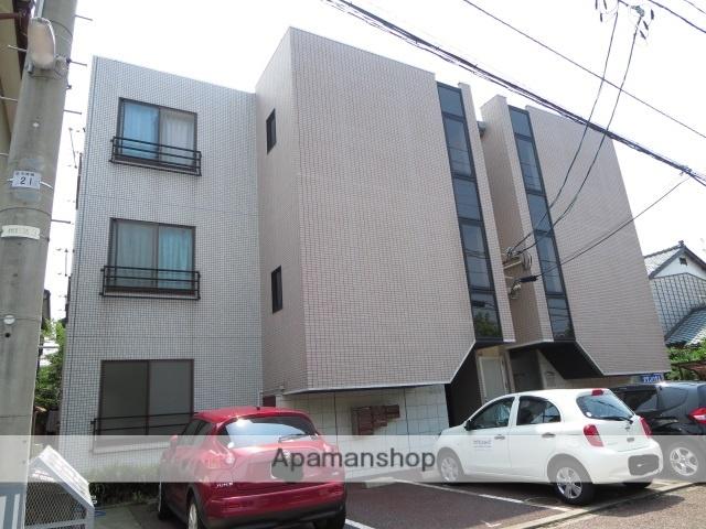 新潟県新潟市中央区、白山駅徒歩22分の築19年 3階建の賃貸マンション