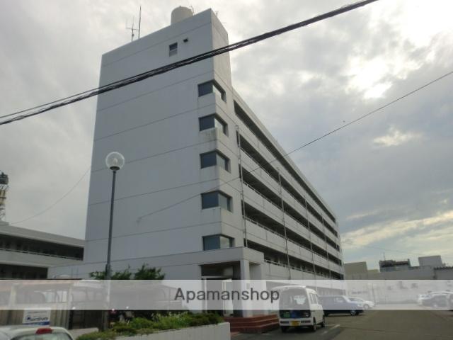 新潟県新潟市中央区、新潟駅徒歩20分の築34年 6階建の賃貸マンション
