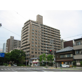 新潟県新潟市中央区、新潟駅徒歩22分の築23年 14階建の賃貸マンション