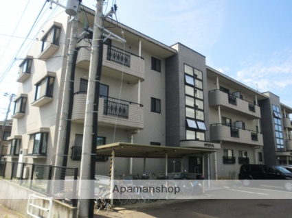 新潟県新潟市中央区の築21年 3階建の賃貸マンション