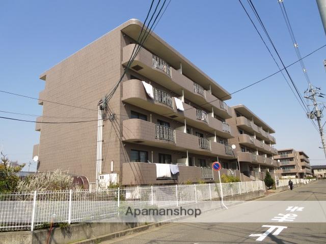新潟県新潟市中央区の築18年 4階建の賃貸マンション