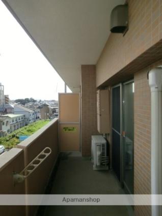 新潟県新潟市中央区神道寺1丁目[3LDK/73.81m2]のバルコニー