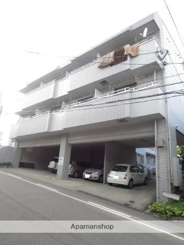新潟県新潟市中央区の築30年 3階建の賃貸マンション
