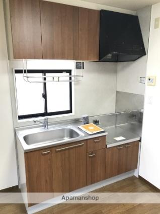 リバーラインK,S[2DK/42.72m2]のキッチン