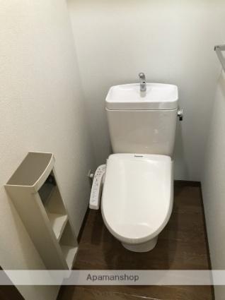 リバーラインK,S[2DK/42.72m2]のトイレ