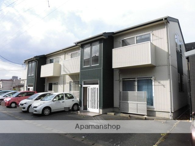 新潟県新潟市中央区の築24年 2階建の賃貸アパート