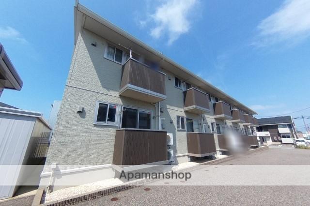 新潟県新潟市東区の築5年 2階建の賃貸アパート