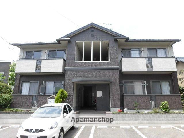新潟県新潟市東区の築18年 2階建の賃貸アパート