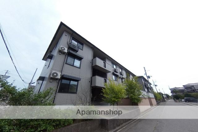 新潟県新潟市東区の築13年 3階建の賃貸アパート