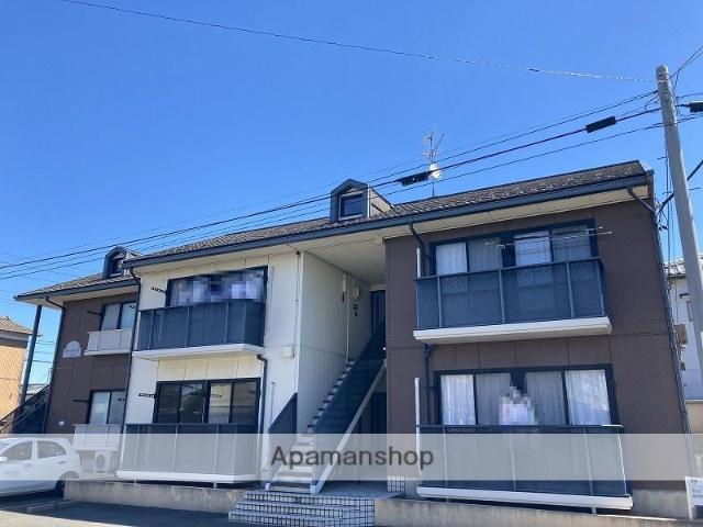 新潟県新潟市東区の築21年 2階建の賃貸アパート