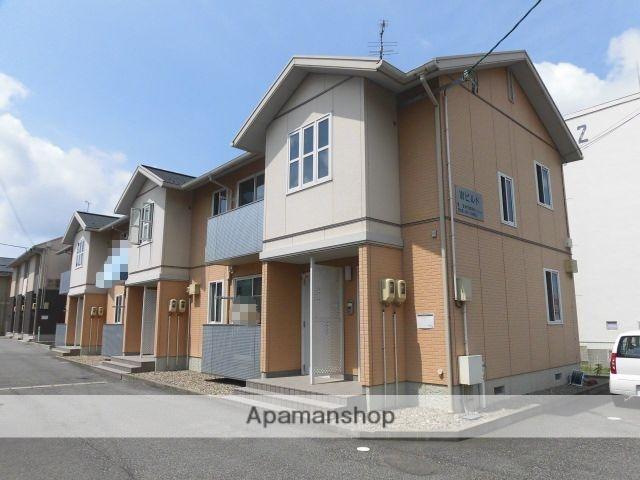 新潟県新潟市東区、大形駅徒歩17分の築11年 2階建の賃貸アパート