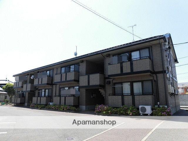 新潟県新潟市東区、越後石山駅徒歩20分の築16年 2階建の賃貸アパート