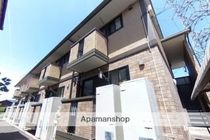 新潟県新潟市東区の築11年 2階建の賃貸アパート