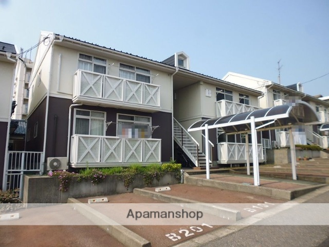 新潟県新潟市東区の築29年 2階建の賃貸アパート