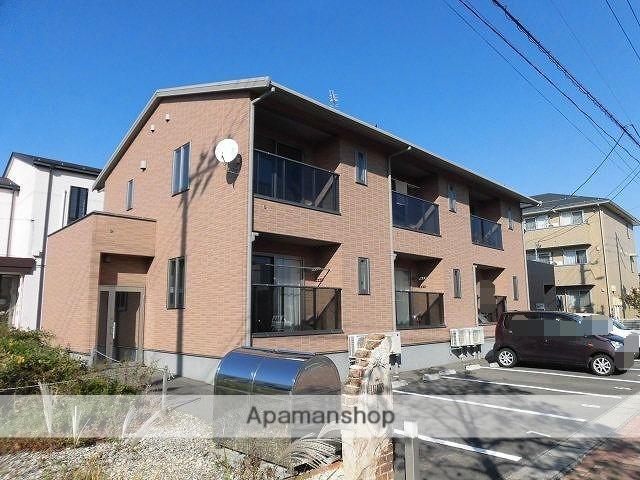 新潟県新潟市東区の築3年 2階建の賃貸アパート
