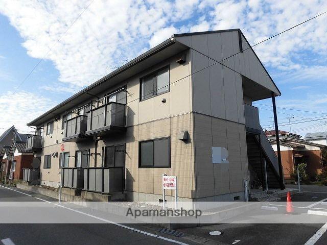 新潟県新潟市東区の築17年 2階建の賃貸アパート
