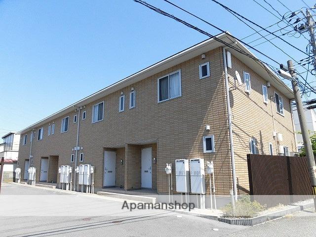 新潟県新潟市東区、越後石山駅徒歩20分の築5年 2階建の賃貸アパート