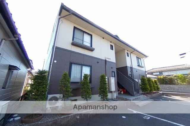 新潟県新潟市東区の築20年 2階建の賃貸アパート