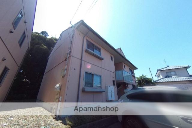 新潟県新潟市東区、越後石山駅徒歩8分の築12年 2階建の賃貸アパート