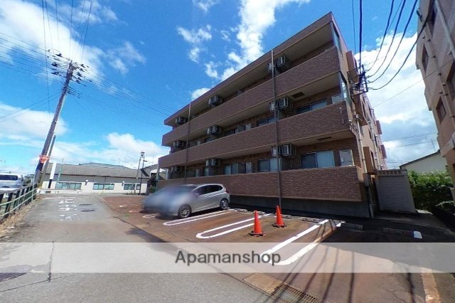 新潟県新潟市北区、豊栄駅徒歩6分の築10年 3階建の賃貸マンション