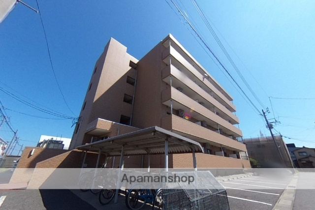 新潟県新潟市東区の築10年 5階建の賃貸マンション