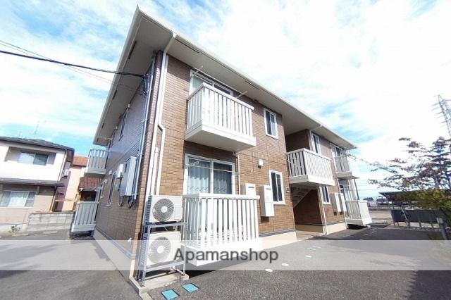 新潟県新潟市東区の築9年 2階建の賃貸アパート