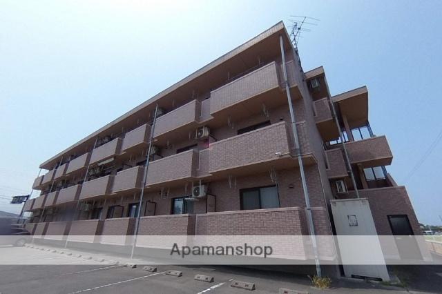 新潟県新潟市東区、大形駅徒歩14分の築12年 3階建の賃貸マンション