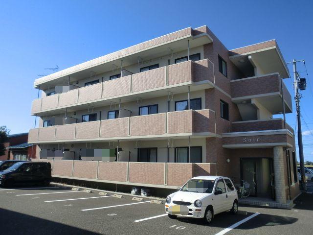 新潟県新潟市北区、早通駅徒歩17分の築10年 3階建の賃貸マンション
