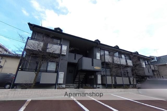 新潟県新潟市東区、越後石山駅徒歩11分の築23年 2階建の賃貸アパート