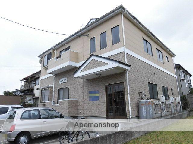 新潟県新潟市北区、豊栄駅徒歩19分の築24年 2階建の賃貸アパート