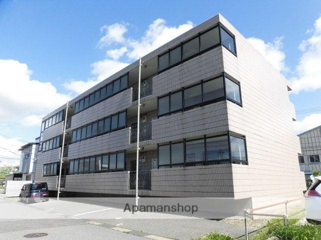 新潟県新潟市東区の築19年 3階建の賃貸マンション