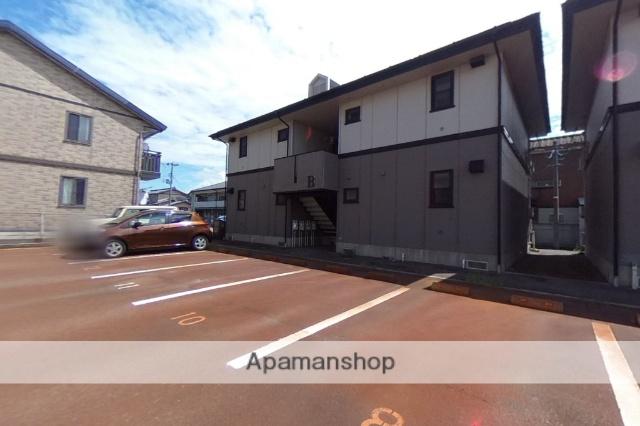 新潟県新潟市東区、越後石山駅徒歩7分の築23年 2階建の賃貸アパート