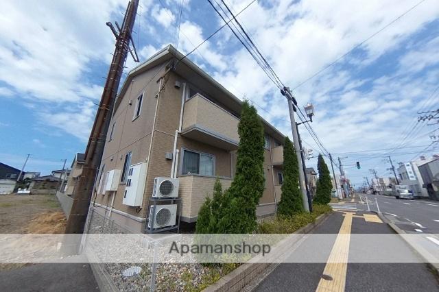 新潟県新潟市北区、豊栄駅徒歩9分の築5年 2階建の賃貸アパート