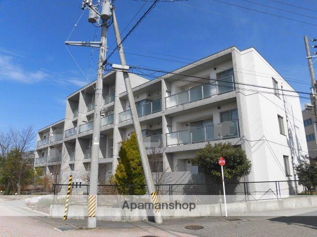 新潟県新潟市東区、越後石山駅徒歩9分の築12年 4階建の賃貸マンション