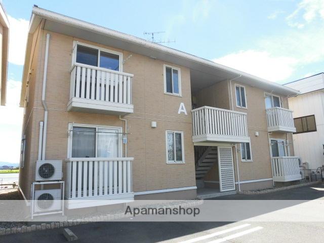 新潟県新潟市東区の築7年 2階建の賃貸アパート