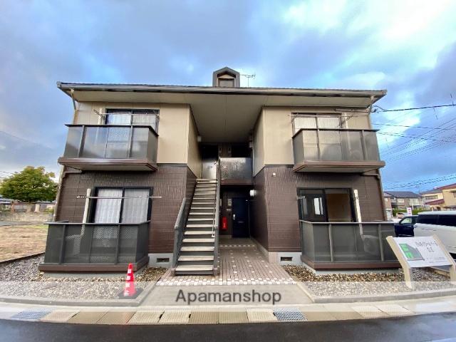 新潟県新潟市東区、東新潟駅徒歩18分の築18年 2階建の賃貸アパート