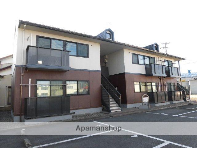 新潟県新潟市東区の築15年 2階建の賃貸アパート