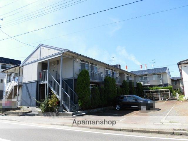 新潟県新潟市中央区の築25年 2階建の賃貸アパート