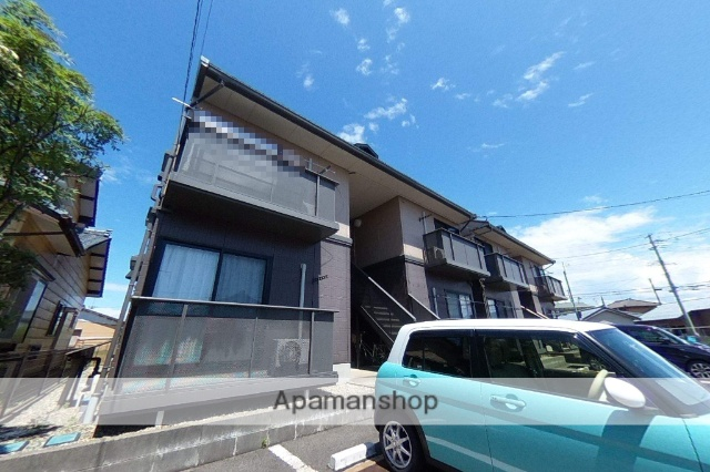 新潟県新潟市北区、豊栄駅徒歩8分の築18年 2階建の賃貸アパート