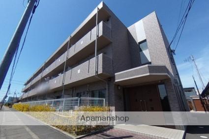 新潟県新潟市東区の築6年 3階建の賃貸マンション